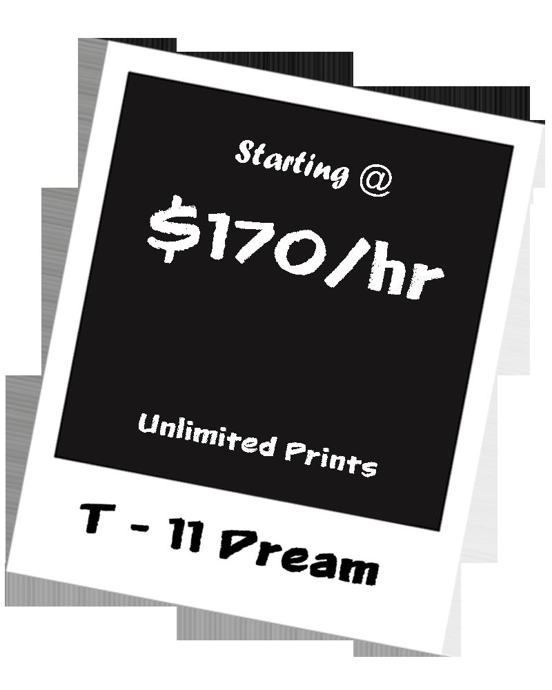 2T11 Dream Price list copy
