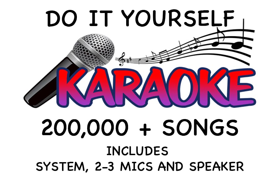 Do It Yourself Karaoke $450