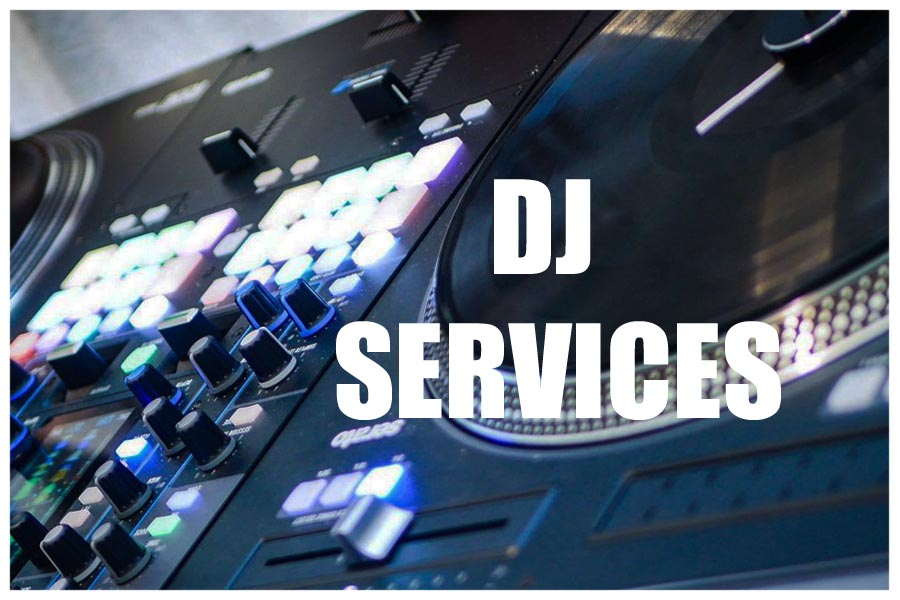 Professional Dj Services (Email or Call)