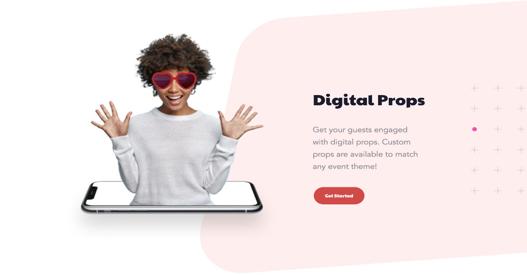 digital props