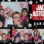 Jack Astors Holiday Party 2105